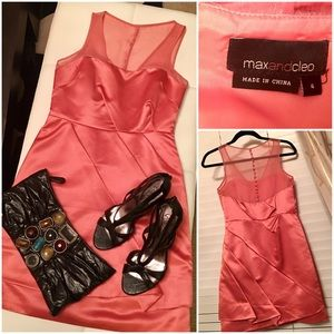 Max and Cleo cocktail dress